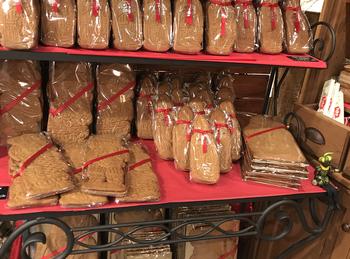 't Bakkershuizeke  - Sinterklaas